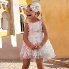 c92cc3d54 Vestidos de niña de 2 a 16 años blanco | Compra online en eBay
