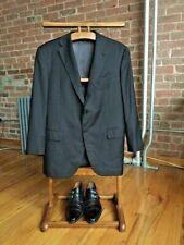 Oxxford Super 150's Men's Suit, Size 42 Short US