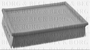 BORG & BECK AIR FILTER FOR BMW 3 PETROL 2.2 SALOON 125KW