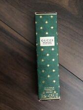 Gucci Memoire Eau De Parfum Pen 7.4ml Used Once