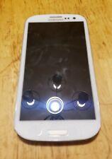 Samsung Galaxy S3 Smart Phone. Excellent Working Condition. Sprint. 32GB. White