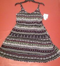 Bongo Sundress With Ruffles Juniors Small NWT