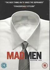 Mad Men Season 1 & 2  [NON-U.S.A. FORMAT: PAL Region 2 U.K. Import]