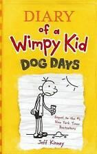 Dog Days: Diary of a Wimpy Kid by Jeff Kinney (Hardback, 2010)
