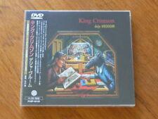 King Crimson:Deja Vrooom Japan DVD+Obi PCBP-00123 (jewel case not mini-lp cd Q