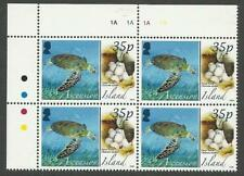 Postal Stamp Blocks