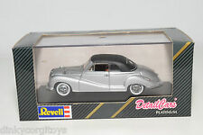 DETAIL CARS DETAILCARS 243 BMW 502 SOFT TOP SOFTTOP METALLIC GREY MINT BOXED