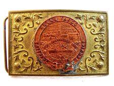 Wells Fargo 1852 - 1903 Express Banking Belt Buckle