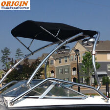 Origin Wakeboard Tower Bimini 1470V Black| 5 Yrs No Fading No Deformation