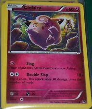 Clefairy # 81/122 XY Breakpoint Set Pokemon Trading Cards Break Point MINT