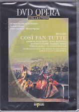Dvd MOZART ♪ COSI FAN TUTTE ♪ THE MONTEVERDI CHOIR ♪ THE ENGLISH BAROQUE SOLOIST