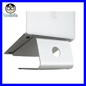 RAIN DESIGN mStand aluminium desktop stand for Apple MacBook/MacBook Pro, Silver