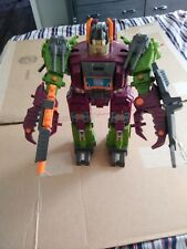 Transformers G1 Decepticon Headmaster Scorponok figure loose partially complete