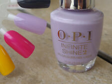 OPI Nail Polish Polly Want A Lacquer ISL F83 Shiny Lavender Purple! Fiji! New!