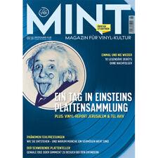 MINT – Magazin für Vinylkultur / Ausgabe 22 / August 2018 / ALBERT EINSTEIN