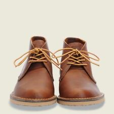 Red Wing Weekender Chukka # 3322 COPPER ROUGH & TOUGH LEATHER Men SZ 9 D