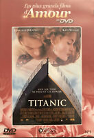 DVD ☆ TITANIC LES PLUS GRANDS FILMS D'AMOUR ☆ OCCASION