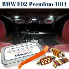 BMW 3 Series E92 Coupe Premium 18 LED Full Interior 4014 SMD Bulbs Error Free