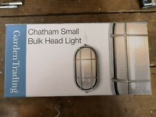 Garden Trading Chatham Outdoor Small Bulk Head Light