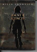 COFFRET COLLECTOR METAL 2 DVD ZONE 2--RESIDENT EVIL EXTINCTION--JOVOVICH