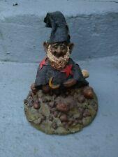 "Rare Vintage 1980 Tom Clark Signed Gnome ""Wizard"" Edition #4"