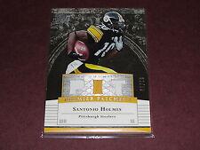 2007 UD Premier SANTONIO HOLMES JSY/99 Pittsburgh STEELERS Ohio State BUCKEYES