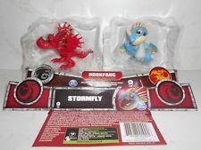 LOOSE SpinMaster DreamWorks Dragons HOOKFANG & STORMFLY Racing Dragons HTTYD 4+