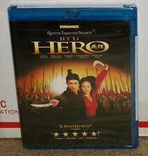 Hero Blu-ray New Jet Li