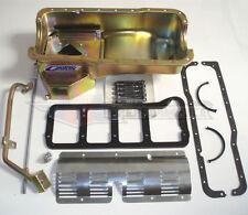 Canton Ford Fox 289 302 Rear Sump T Style Road Race Wet Sump Oil Pan 644 6 pcs
