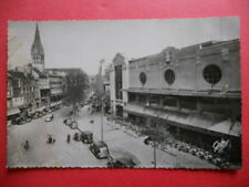 """CAEN  :  Le Restaurant  """" Brasserie Chandivert """" Boulevard des Alliés."""