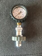 New listing Hog Tank Pressure Checker Din Screw In Connector