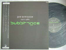 JOY  DIVISION SUBSTANCE 1977 - 1980 / NM MINT-  WITH OBI