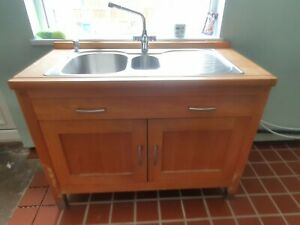 Free standing Kitchen sink unit and drawer unit