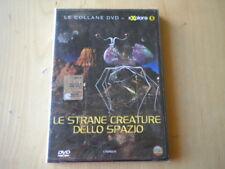 Le strane creature dello spazio DVD Discovery Channel lingua italiano inglese