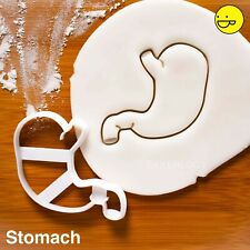 Stomach cookie cutter | doctor anatomy medical macabre halloween physiology GIT
