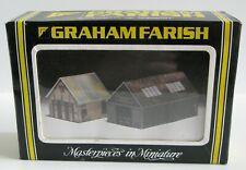 Graham Farish N Gauge 9508 Petrol Station model kit