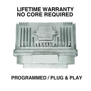 Engine Computer Programmed Plug&Play 1997 Cadillac Eldorado 16214848 4.6L PCM