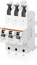 ABB s 751/3 E35 Shu 3er-block Hauptsicherungsautomat