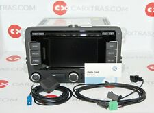 NEW OEM VW RNS 315 GPS NAVIGATION BLUETOOTH and LATEST V4 AUSTRALIAN MAPS NZ