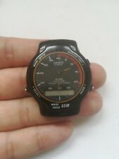 vintage  CASIO 306 AW-30 JAPAN P WATCH FOR SPARE FOR REPAIR
