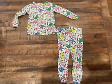Baby Gap All Over Cat Print 2 Piece Pajamas - Size 12-18M