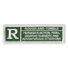Rated Rough And Tumble LTD ED Morale Patch TAD Gear Prometheus Design Werx Motus