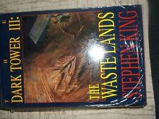 Vintage HORROR Hardcover STEPHEN KING Limited Edition  DARK TOWER III:WASTE LAND