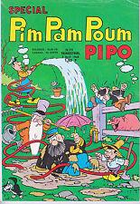SPECIAL PIM PAM POUM PIPO N° 25 DE AVRIL 1968 EDITIONS LUG