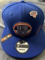 New Era New York Knicks 2019 On Stage Draft Day Hat 9Fifty 950 Snapback NEW NYC