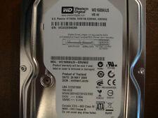 """Western Digital WD1600AVJS-63WNA0 DCM:HHRNHTJAHN 160gb 3.5"""" Sata Hard Drive"""