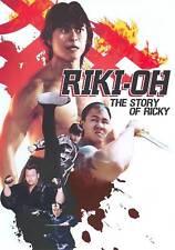 Riki-Oh: The Story of Ricky (DVD, 2012)