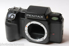 Pentax SF10 35mm Film SLR Camera Body - UNTESTED - PARTS X20