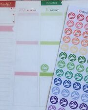 56 Credit Card Bill Stickers for All Types of Planners (#118)