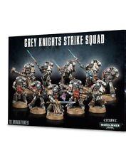Warhammer 40k Grey Knights Strike Squad NIB
